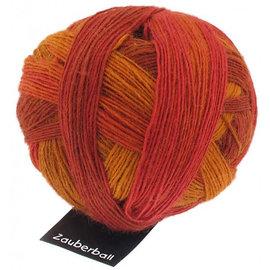 Schoppel Zauberball - 1874 Multi-orange
