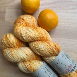 Emma's Yarn Super Silky - Tangerine Mist