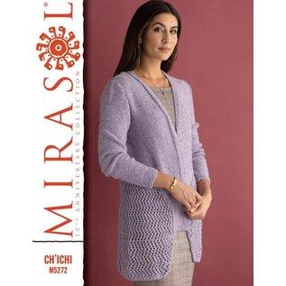 Mirasol Ch'ichi - Neveah Cardigan Pattern