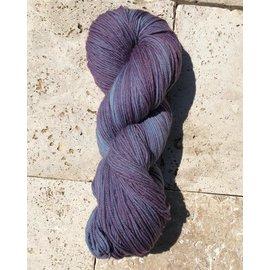Beach Bunny Yarns WinterFell Cardigan Kit - Purple Sea Fan