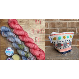 Emma's Yarn 2020 LYS May Flowers Kit