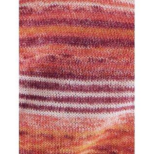 Katia Bahamas - 63 Coral, Violet, Ecru