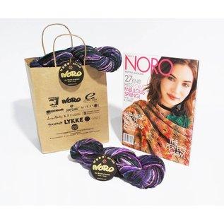 Noro Nishiki Semicircle Shawl Ver A