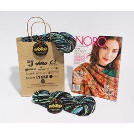 Noro Nishiki Semicircle Shawl Ver L