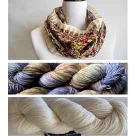 Garden Party Cowl Kit - 06