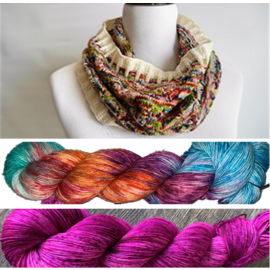 Garden Party Cowl Kit - 01
