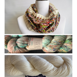 Garden Party Cowl Kit - 02