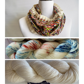 Garden Party Cowl Kit - 03