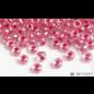 Miyuki Miyuki 6/0 Glass Beads - 208 Carnation Pink-lined Crystal AB