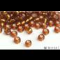 Miyuki Miyuki 8/0 Glass Beads - 5 Silverlined Copper