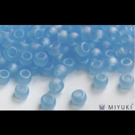 Miyuki Miyuki 6/0 Glass Beads - 148FR Trans Frost Light Blue AB