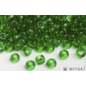 Miyuki Miyuki 8/0 Glass Beads - 146 Trans Grass Green