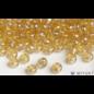 Miyuki Miyuki 6/0 Glass Beads - 251 Trans Pale Gold AB
