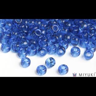 Miyuki Miyuki 6/0 Glass Beads - 149 Trans Capri Blue