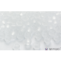 Miyuki Miyuki 6/0 Glass Beads - 131F Transparent Frost Crystal