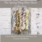 Toad Hollow Yarns Sock Toad - Spring Fling Mini Skein Collection (5)
