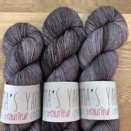 Emma's Yarn Super Silky - Driftwood