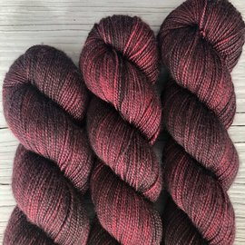 Emma's Yarn Super Silky - Cherry Merlot