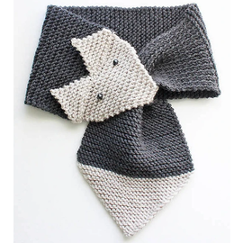 Plymouth Fox Scarf Kit