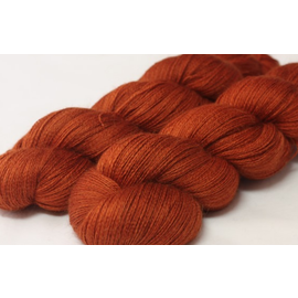 Squoosh Merino Cashmere Midi - Sweet Potato