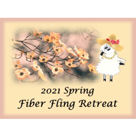 2021 Spring Fling Fiber Retreat - Final Double