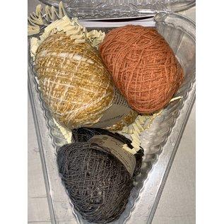 Beet Street Yarn Co. Silk 3-Ways Scarf Kit - Pumpkin Spice
