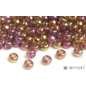 Miyuki Miyuki 6/0 Glass Beads - 301 Rose Gold Luster
