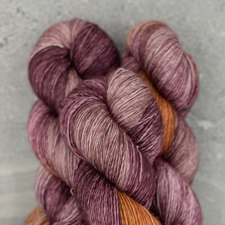 Madeline Tosh TML + Copper - Love the Wine You're With