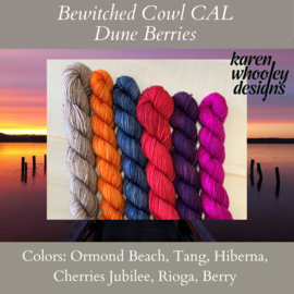 Bewitched CAL Kit - Dune Berries