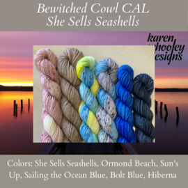 Bewitched CAL Kit - She Sells Seashells
