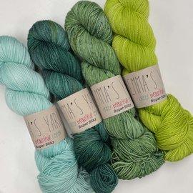Emma's Yarn Botanique Kit - Canopy Combo