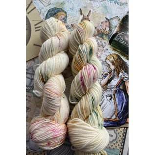 Toad Hollow Yarns 100% Toad - Alice Collection Is She a Wildflower?