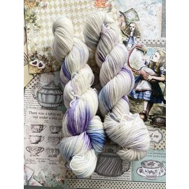 Toad Hollow Yarns 100% Toad - Alice Collection Every Adventure Requires a First Step