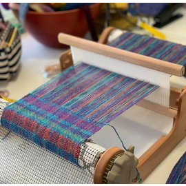 Margaret Ann McCormick Weaving 101 - April 23