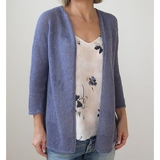 Class - Top Down Cardigan w/Sally - April 6, 13, 27