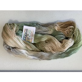 Great Adirondack Yarn Co Organic Cotton Fingering - Beach House