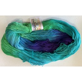 Great Adirondack Yarn Co Organic Cotton Fingering - Bahama Mama