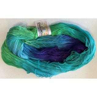 Great Adirondack Yarn Co Organic Cotton Fingering - Bahama Mama
