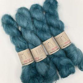 Emma's Yarn Marvelous Mohair - Tealicious