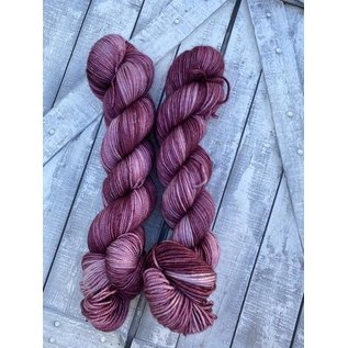 Toad Hollow Yarns 100% Toad - Elderberry Fairy