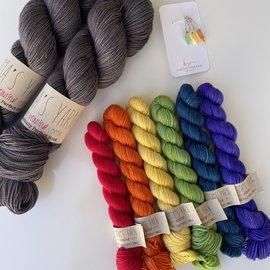 Emma's Yarn Ice Cream Social - Stiletto Kit