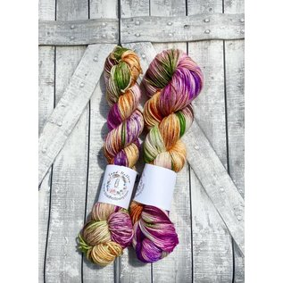 Toad Hollow Yarns 100% Toad - Alice Collection The Mad Hatter