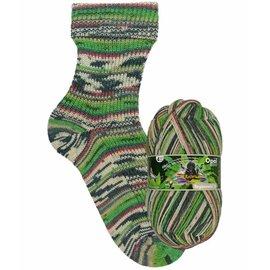 Zwerger Garn Opal Sock - Rainforest 9901