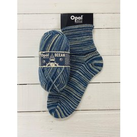 Zwerger Garn Opal Sock - Ocean 9974