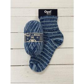 Zwerger Garn Opal Sock - Ocean 9970
