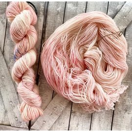 Toad Hollow Yarns 100% Toad - Alice Collection Croquet, Anyone?
