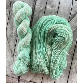 Toad Hollow Yarns 100% Toad - Alice Collection The Pitch
