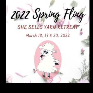 2022 Spring Fling Retreat - Deposit Single