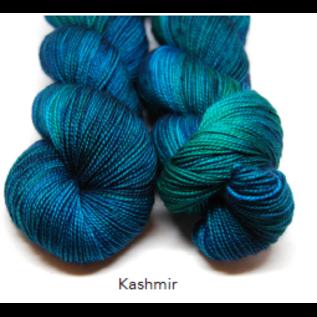 Copper Corgi Fiber Studio Savannah Sock - Kashmir