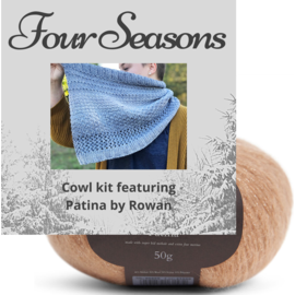 Four Seasons Cowl Kit - Old Gold